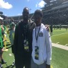 Me and Dad @ Oregon