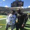 Me and Dad @Oregon