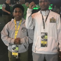 Me & Tyler at Oregon