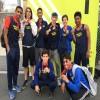 Kayden's Track Team  Nike open