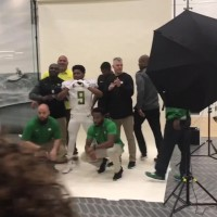 Photo Shoot at Oregon