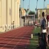 Kayden  100 meter